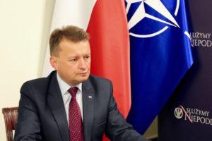 Minister Błaszczak odpowiada na nasz postulat w sprawie zakupu F-35