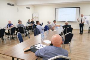 "Realizacja projektu ""Learning from the Nordic Model – One level up in Social Dialogue "" –  warsztaty w Poroninie"