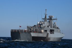 Miecznik zostanie wybudowany w polskich stoczniach i będzie fregatą.