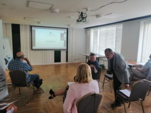 """Seminarium w ramach projektu  """"Learning from the Nordic Model – one level up in Social Dialogue""""."""